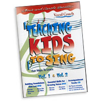 Chris and Carole Beatty : Teaching Kids To Sing Package : 2 DVDs & 1 CD :  : VOCH-DV-001