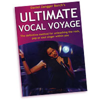 Daniel Zangger-Borch : Ultimate Vocal Voyage : 01 Book & 1 CD : 884088261269 : 9185575194 : 00332742