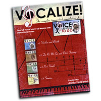 Ariella Vaccarino : Vocalize! : 01 Book Warm Up