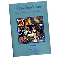 Jean Ashworth Bartle : A Young Singer's Journey Book 4, 2nd Edition : Songbook & Online Audio : Jean Ashworth-Bartle :  : 00237699