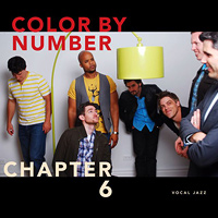 Chapter 6 : Color By Number : 00  1 CD :