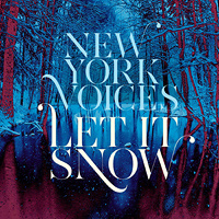 New York Voices : Let It Snow : 00  1 CD :