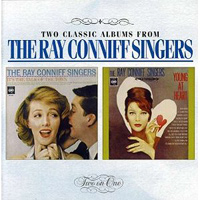 Ray Conniff Singers : It's The Talk of The Town / Young At Heart : 00  1 CD :  : 5099749304628 : SBIN493046.2