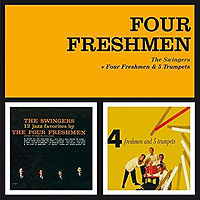Four Freshmen : The Swingers / 5 Trumpets : 00  1 CD :  : 8436542018623 : IMT5012100.2