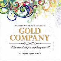 Gold Company : Who Could Ask For Anything More : 00  1 CD : Steve Zegree :