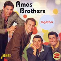 Ames Brothers : Together : 00  2 CDs : 434