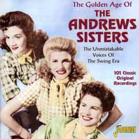 The Andrews Sisters : The Golden Age - Box Set : 00  3 CDs : 74