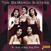 DeMarco Sisters : It's Been A Long, Long Time : 00  1 CD :  : 649