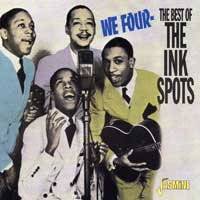 Ink Spots : We Four : 00  1 CD :  : 2546