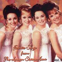 Lennon Sisters : Favorite Songs From the Lennon Sisters Hour Vol 2 : 00  1 CD :