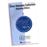 Close Harmony For Men : Close Harmony Collection : TTBB : 01 Songbook : 884088243661 : 08748907