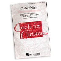Various Arrangers : Carols for Christmas : 3 Parts : Sheet Music