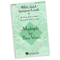 Choral Arrangements for 3 Part Mixed