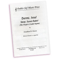 Various Arrangers : Early Music for Christmas : SSAA Upper : Sheet Music :
