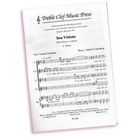 Various Arrangers : Sea Songs : SSAA : Sheet Music :