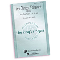 Various Arrangers : Chinese Folksongs : SATB divisi : Sheet Music