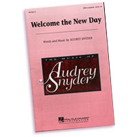 Audrey Snyder : Choral Composistions : SSA : Sheet Music : 02437
