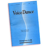 Greg Jasperse : Voices Dances Vol 1 - 5 : SATB : Sheet Music