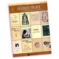Alfred Burt : The Alfred Burt Christmas Carols Songbook : Solo : 01 Songbook : 073999346466 : 0634090135 : 00311184