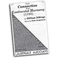 William Billings : Continental Harmony : Mixed 5-8 Parts : Sheet Music : William Billings