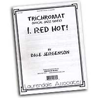 Dale Jergenson : Trichromat (Vocal Jazz Suite) : SATB : Sheet Music