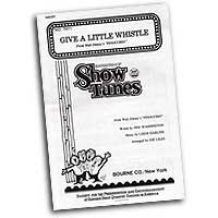 Barbershop Harmony Society : Songs of Disney - Barbershop Style Vol. 1 : TTBB : Sheet Music