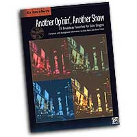 Andy Beck / Brian Fisher : Another Op'nin', Another Show - 15 Broadway Favorites for Solo Singers : Solo : Songbook & CD : 00-25207