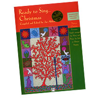 Jay Althouse : Ready to Sing... Christmas : Solo : Songbook & CD : 038081187617  : 00-20197