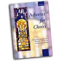 Stephen Cleobury : Advent For Choirs : SATB : 01 Songbook : Stephen Cleobury : 9780193530256 : 9780193355767