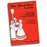 Alfred Burt : Christmas Carols SATB : SATB : Sheet Music