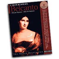 Various Composers : Cantolopera - Belcanto Arias for Soprano : Solo : Songbook & CD :  : 884088137281 : 50486419