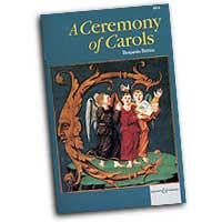 Benjamin Britten : A Ceremony of Carols - SSA : SSA : 01 Songbook : 073999088946 : 48008894