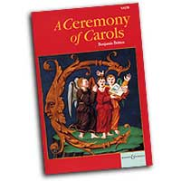 Benjamin Britten : A Ceremony of Carols : SATB : 01 Songbook : 073999088953 : 48008895