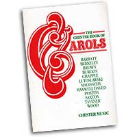 Various Arrangers : The Chester Book of Carols : SATB : 01 Songbook : 14034728