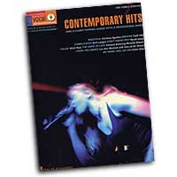 Pro Vocal : Contemporary Hits - For Female Singers : Solo : Songbook & CD : 073999490527 : 0634061968 : 00740246