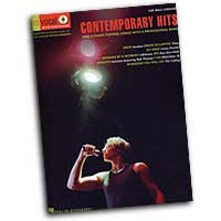 Pro Vocal : Contemporary Hits - For Male Singers : Solo : Songbook & CD :  : 00740251
