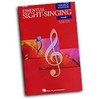 Emily Crocker : Essential Sight-Singing - Treble Voices  : Treble : 01 Songbook : Emily Crocker : 073999446999 : 0634095307 : 08744699