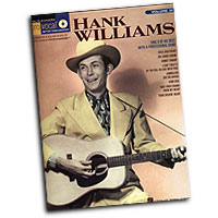 Hank Williams : Pro Vocal Series : Solo : Songbook & CD : 884088218461 : 1423435338 : 00740386