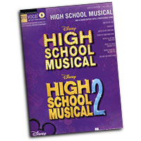 Pro Vocal : High School Musical 2 - Female Voice : Solo : Songbook & CD : 00740360