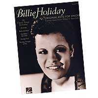 Billie Holiday : Original Keys For Singers : Solo : Songbook : 073999822366 : 0634025872 : 00740140