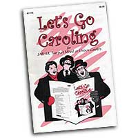 Larry Pugh : Let's Go Caroling - 3 Parts : 3 Parts : 01 Songbook : 000308063882 : 45/1118L