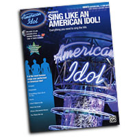 Various Arrangers : Sing Like an American Idol - Men's Edition Vol 1 : Solo : Songbook & CD : 00-30081