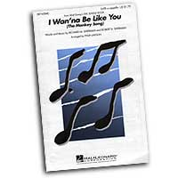 Various Arrangers : The Songs of Disney : SATB : Sheet Music