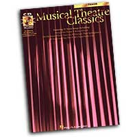 Various Composers : Musical Theatre Classics - Tenors : Solo : Songbook & CD : 073999927511 : 0793562376 : 00740040