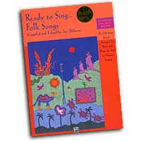 Jay Althouse : Ready to Sing... Folk Songs : Solo : Songbook & CD :  : 00-17175