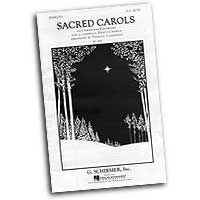 Donald Campfield : Sacred Carols for Men's Voices : TTBB : 01 Songbook : 073999823516 : 0793540445 : 50482351