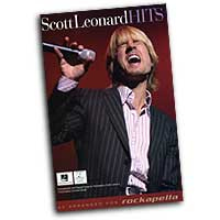 Scott Leonard : Hits - As Arranged For Rockapella : TTBB : 01 Songbook : 073999449525 : 1423400518 : 08744952