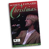 Scott Leonard : Christmas Songbook - As Arranged for Rockapella : TTBB : 01 Songbook : 073999802962 : 142340050X : 08744951