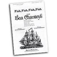 Various Arrangers : Sea Shanties : SATB : Sheet Music :
