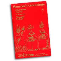 Norman Luboff : Season's Greetings - TTBB : TTBB : 01 Songbook : Norman Luboff : 073999238051 : WM112